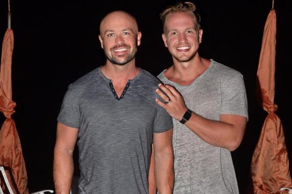 CMT's Cody Alan Announces Engagement to Longtime Boyfriend, Trea Smith