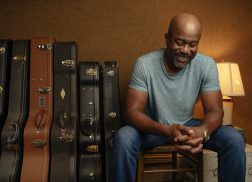 Darius Rucker Enjoys Firsts on New Album 'When Was the Last Time'