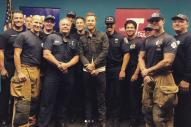 Dierks Bentley Visits Las Vegas Hospital
