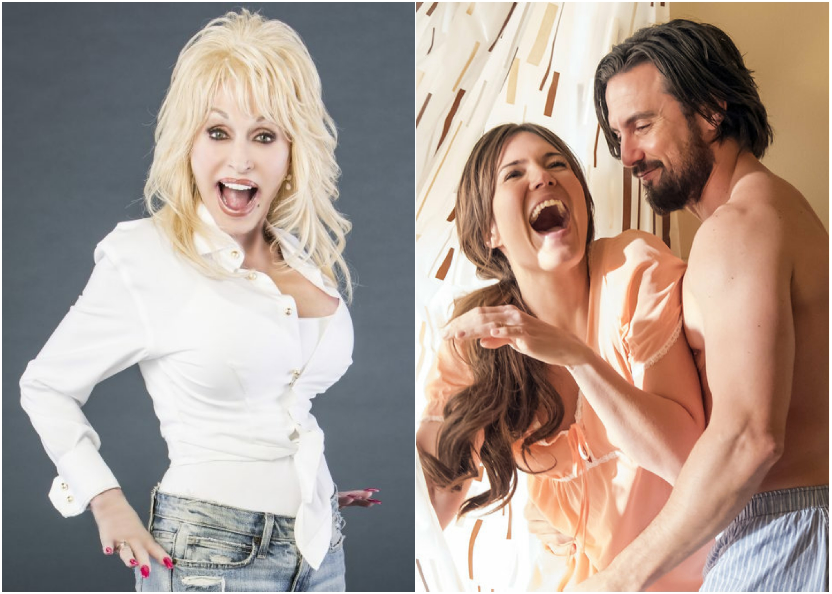 Dolly Parton Loves 'This Is Us'