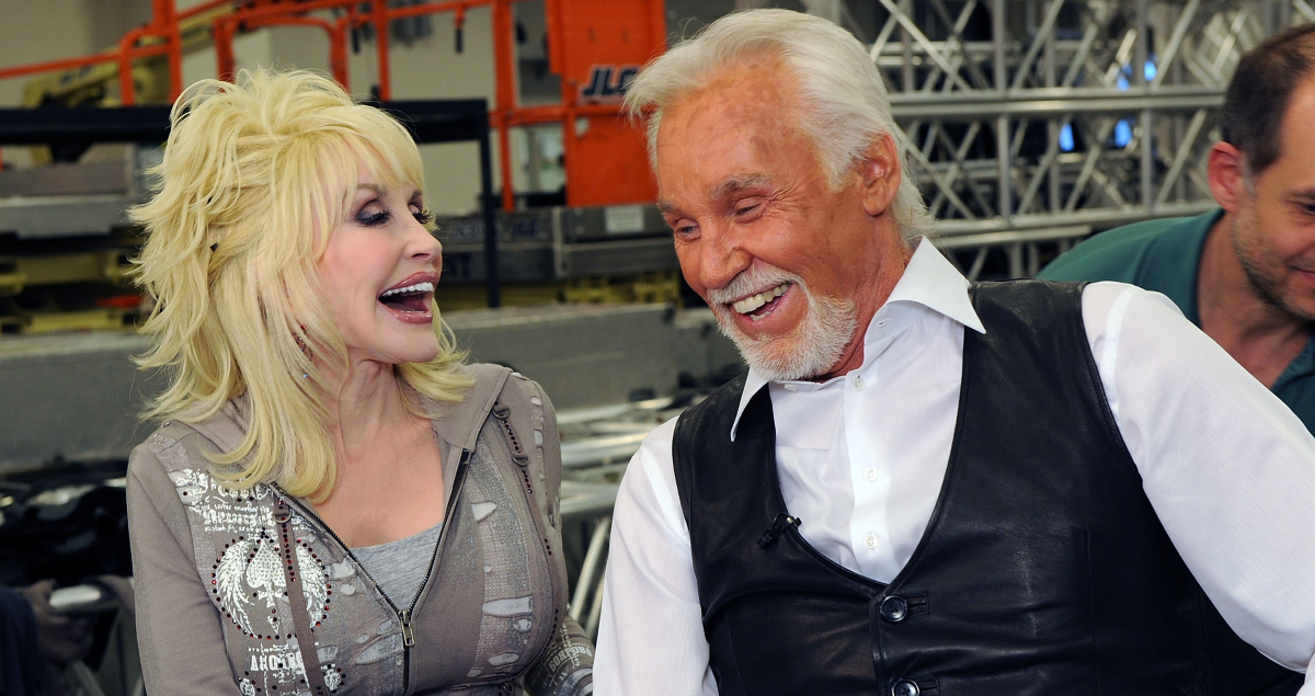Kenny Rogers and Dolly Parton's 'Islands in the Stream ...