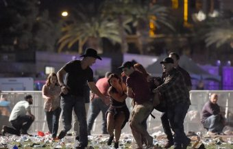 Gunman Opens Fire on Route 91 Harvest Festival