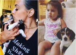 Jana Kramer's New Puppy is the Cutest Thing You'll See All Week