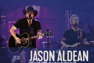 Jason Aldean Releases 'I Won't Back Down' to Raise Money for Las Vegas Shooting Victims