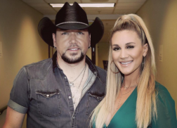 Jason Aldean and His Unborn Son Memphis are Totally Twinning