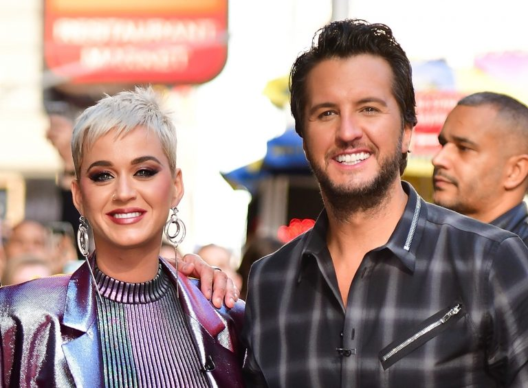 Luke Bryan's a Big Fan of Katy Perry's 'I Kissed A Girl'