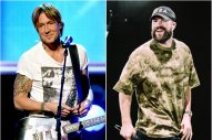 Keith Urban, Sam Hunt and More Nominated for 2017 American Music Awards