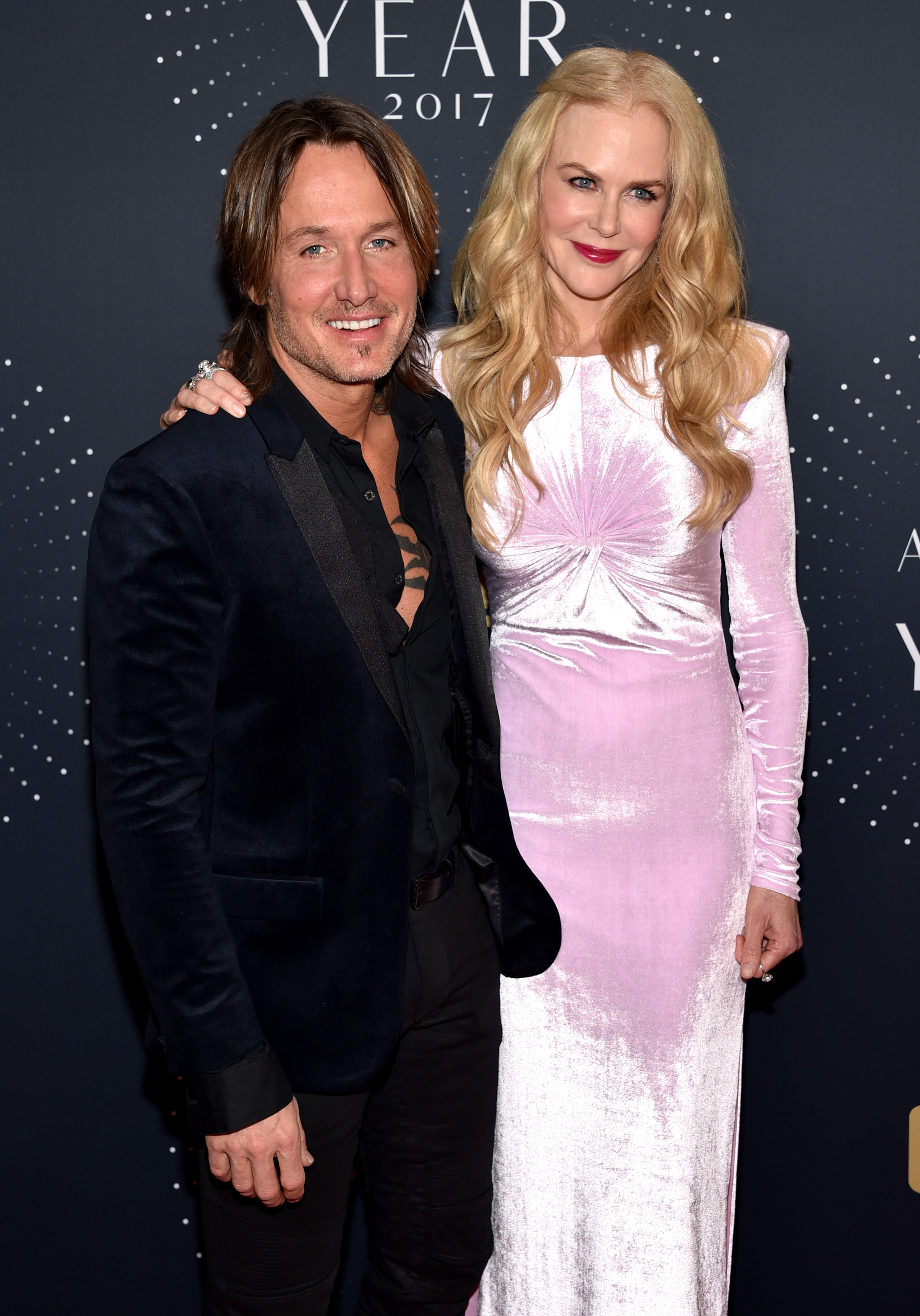 Keith Urban and Nicole Kidman; Photo by John Shearer/Getty Images for CMT