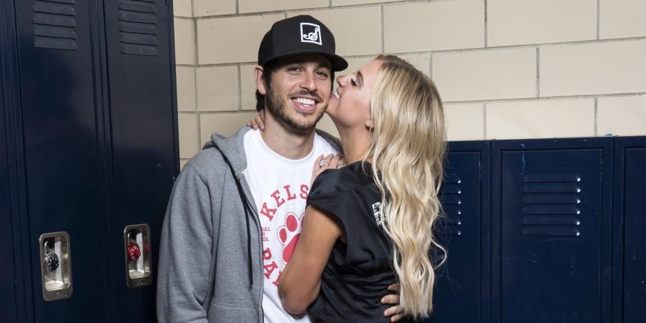 Morgan Evans Plans to Propose to Kelsea Ballerini Every Year on Christmas Day