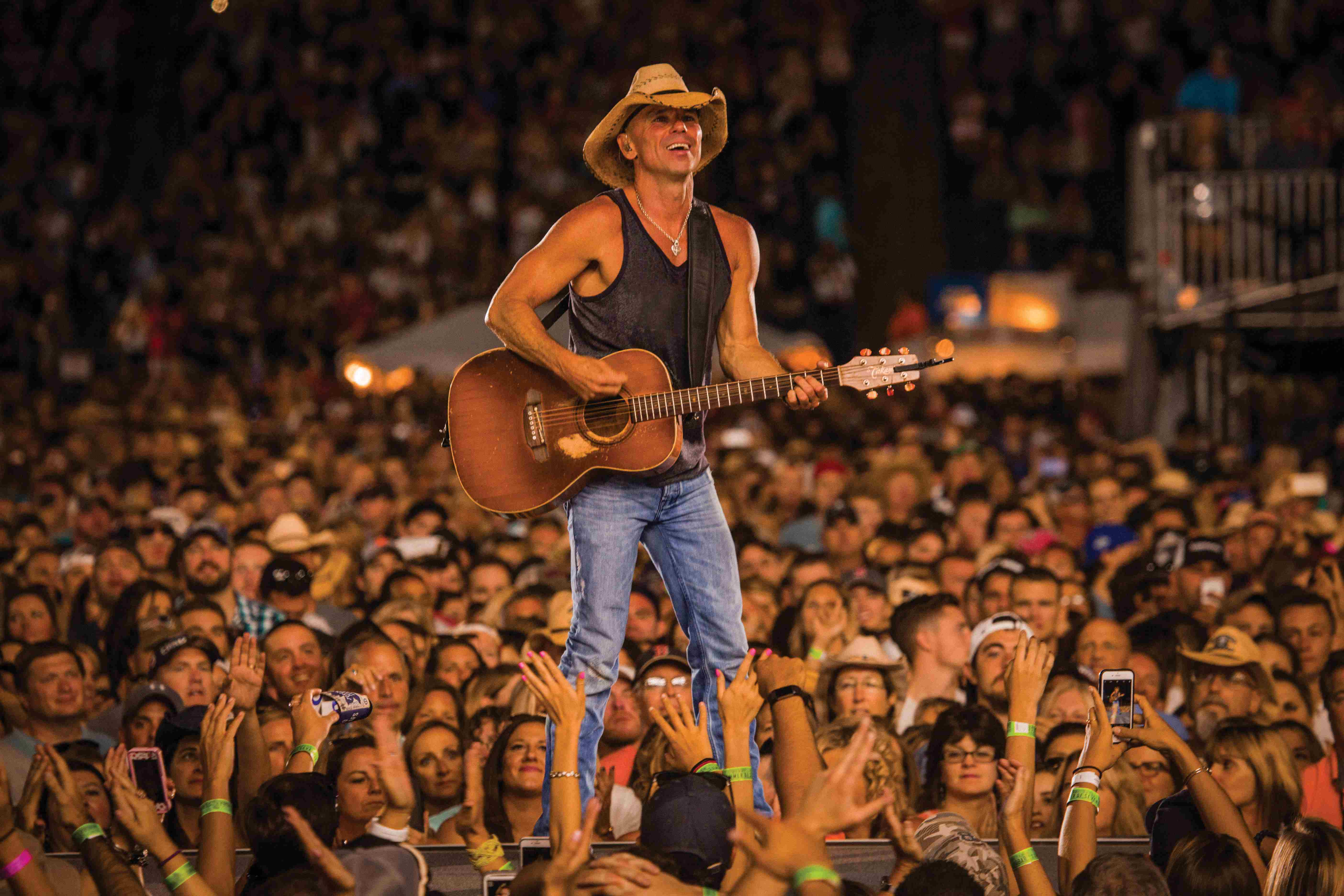 Kenny Chesney Eyes Vegas Shows Before Trip Around the Sun Tour