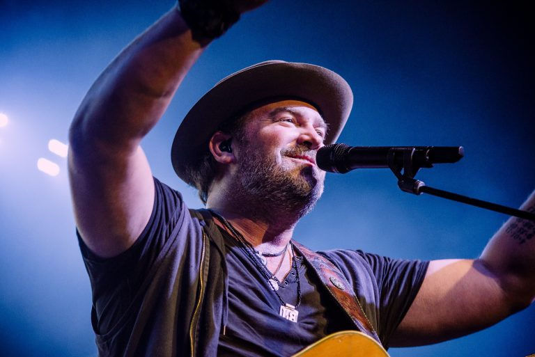 Photos: Lee Brice and Morgan Evans at The Electric Factory in Philadelphia, PA
