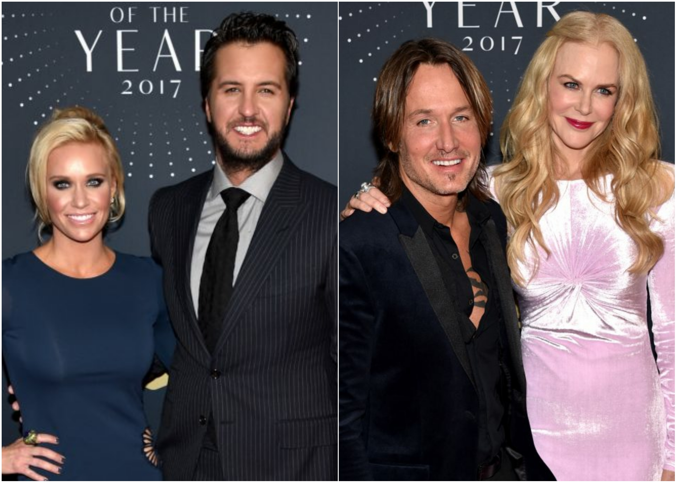 The Cutest Couples at CMT Artists of the Year 2017