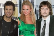 10 CMA Awards Nominees 10 Years Ago