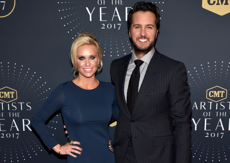 Luke Bryan Got His Wife Two Baby Kangaroos for Christmas