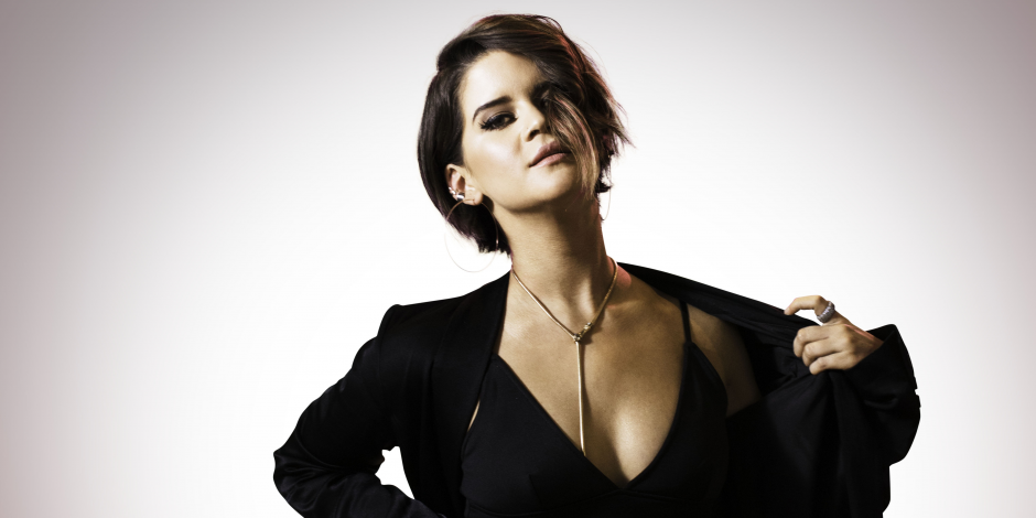 Maren Morris Sends 'Rich' Off to Country Radio