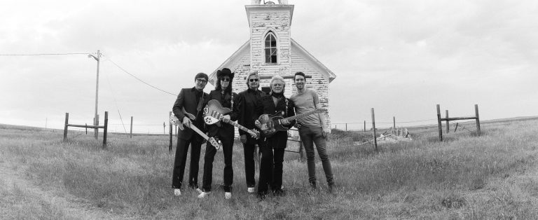 See Exclusive Photos From the Set of Marty Stuart's 'Time Don't Wait' Video