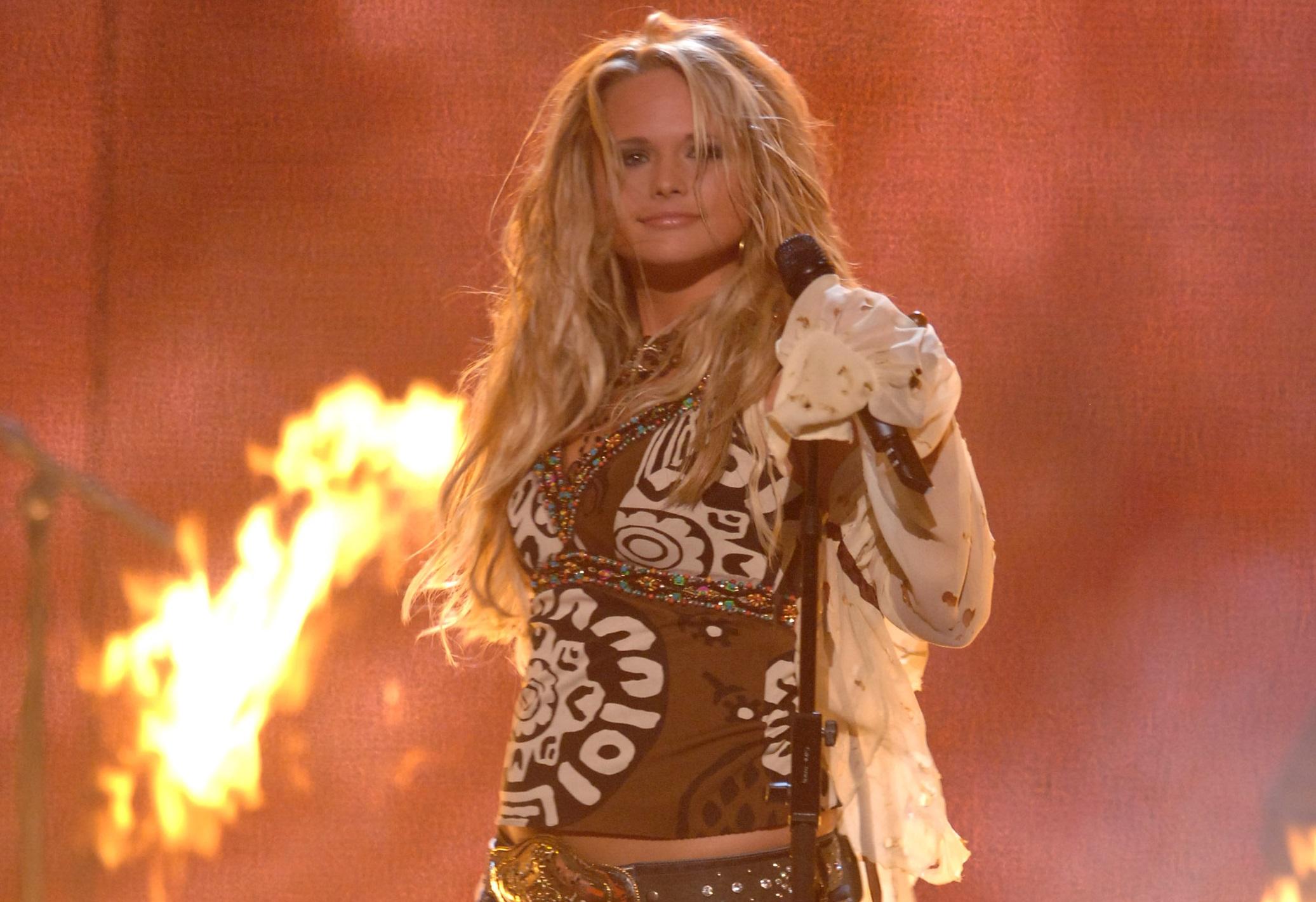 Miranda Lambert Was 'Terrified' of Her First CMA Awards Performance