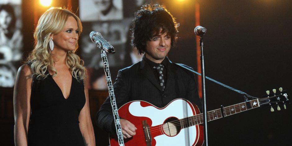 Listen to Miranda Lambert and Green Day's 'Ordinary World'