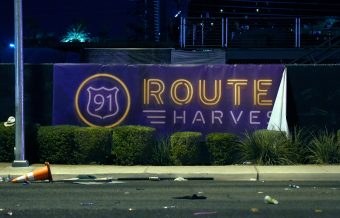 Country Music Goes Silent for Route 91 Anniversary
