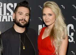 Dan + Shay's Shay Mooney Weds Hannah Billingsley