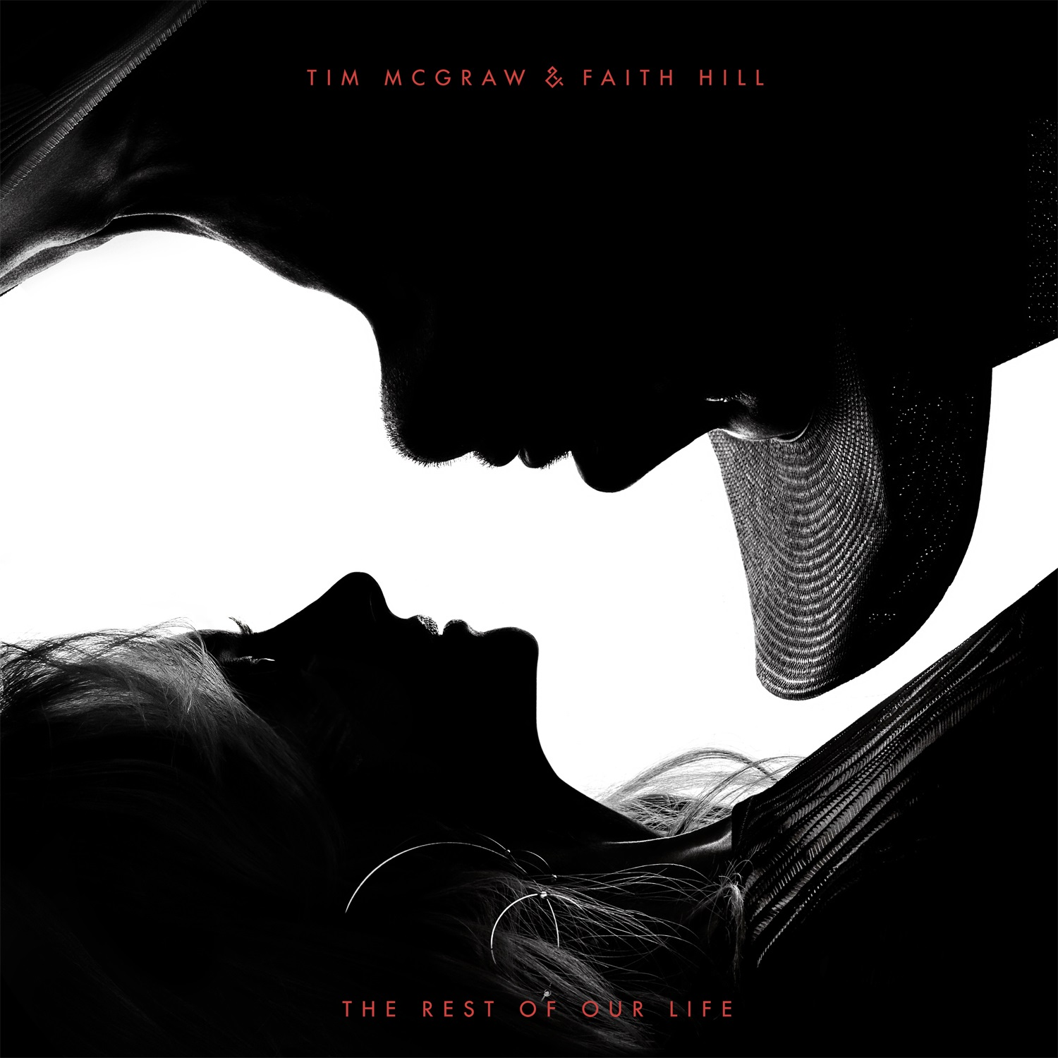 Tim McGraw, Faith Hill - The Rest of Our Life; Photo courtesy Sony Music Nashville