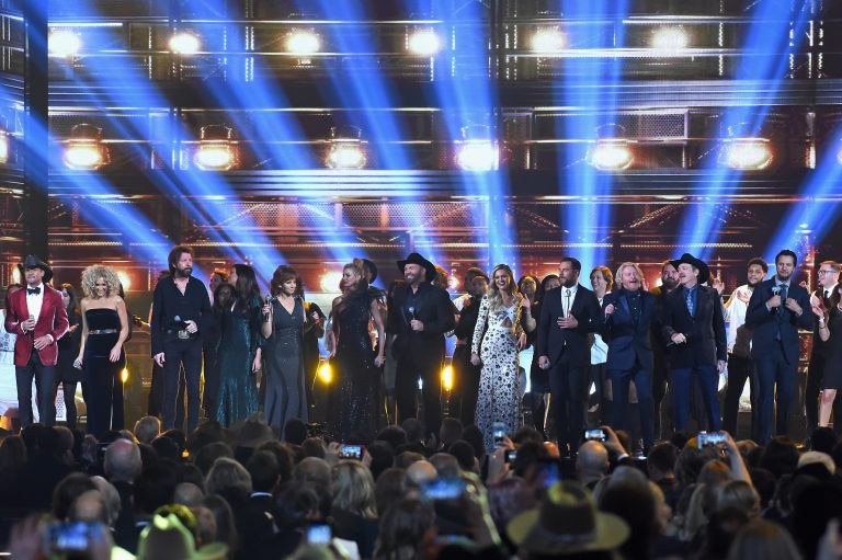 CMA Awards Open With Eric Church, Lady Antebellum, Keith Urban, Darius Rucker + More
