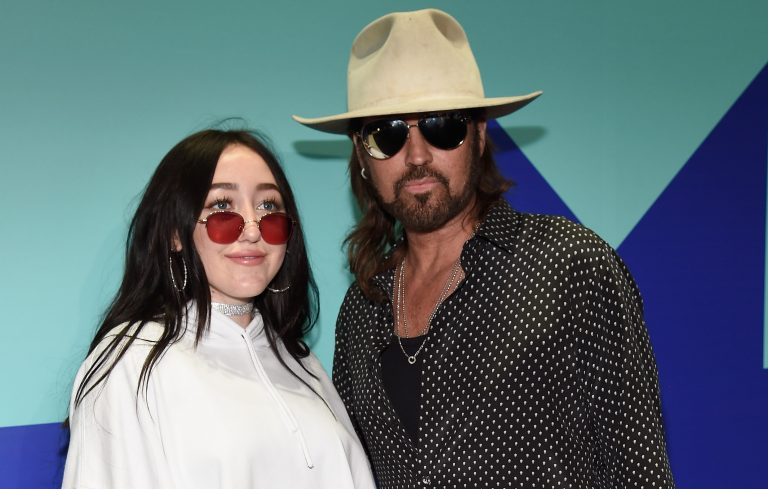Billy Ray Cyrus and Daughter Noah Cyrus Get Funky in 'Tulsa Time' Remix