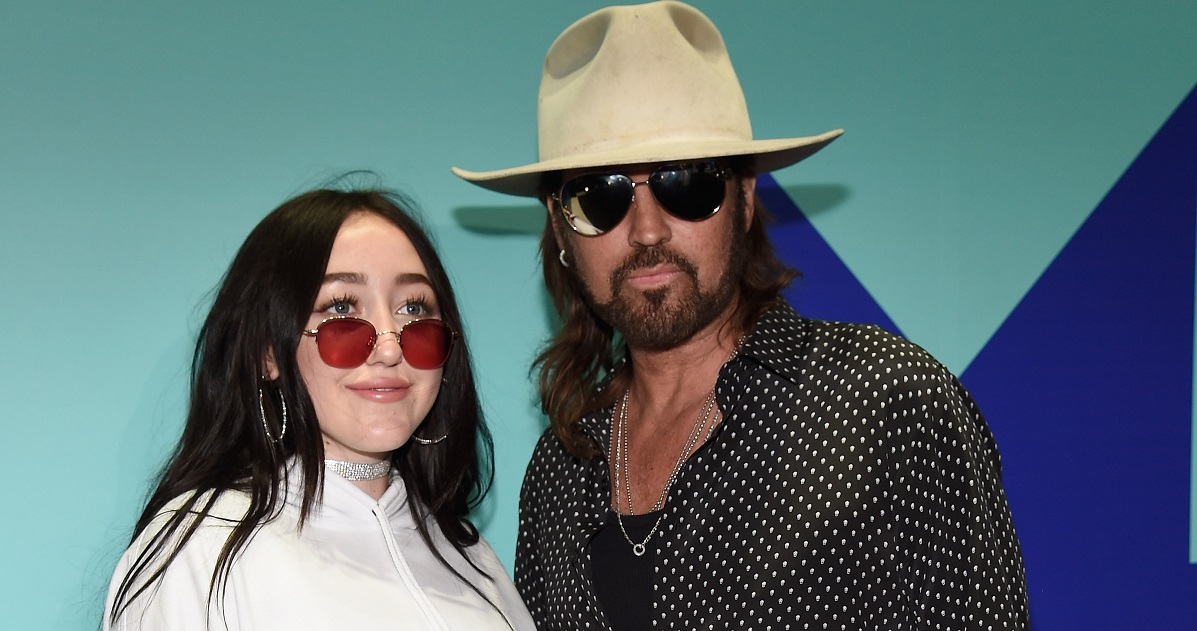 Billy Ray Cyrus and Daughter Noah Cyrus Get Funky in ...