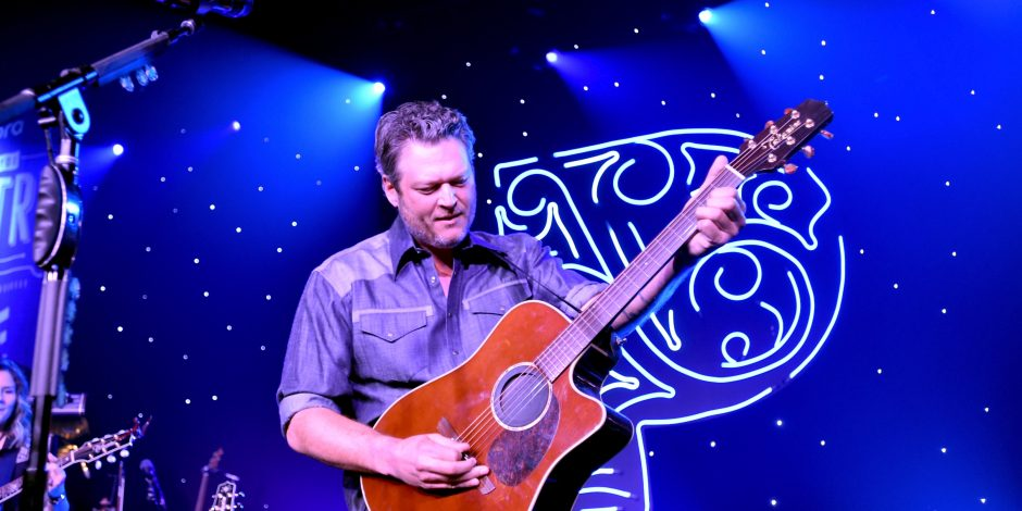 Blake Shelton Makes It All About the Fans at Pandora's 'Sounds Like You: Country' Event