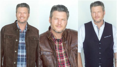 Blake Shelton Talks New Clothing Line