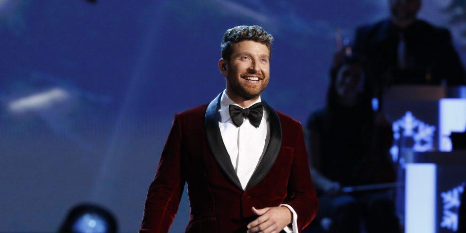 Brett Eldrege to Sing During NBC's Christmas in Rockefeller Center