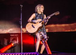 Remember When We Joined Carrie Underwood Backstage on Her Storyteller Tour?