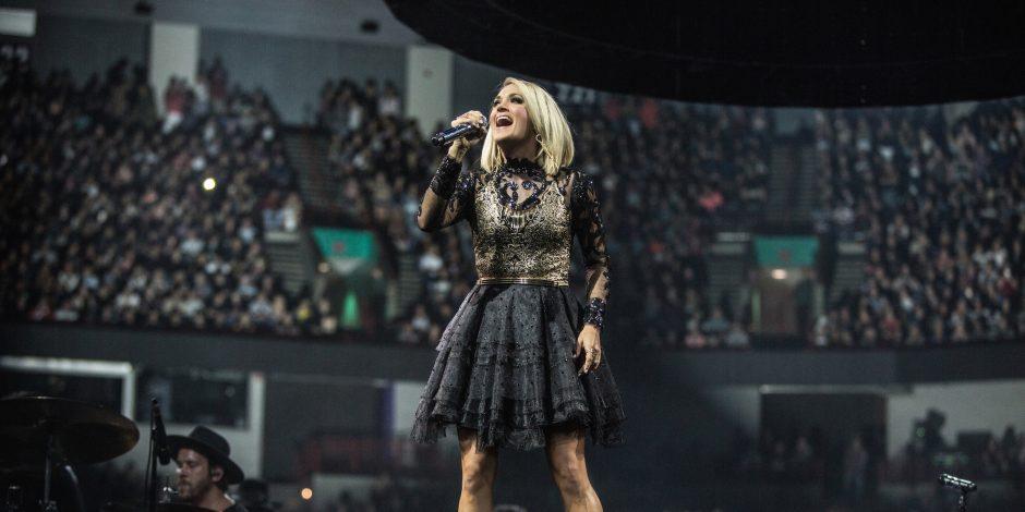 The Best Looks From Carrie Underwood's Impressive Storyteller Tour