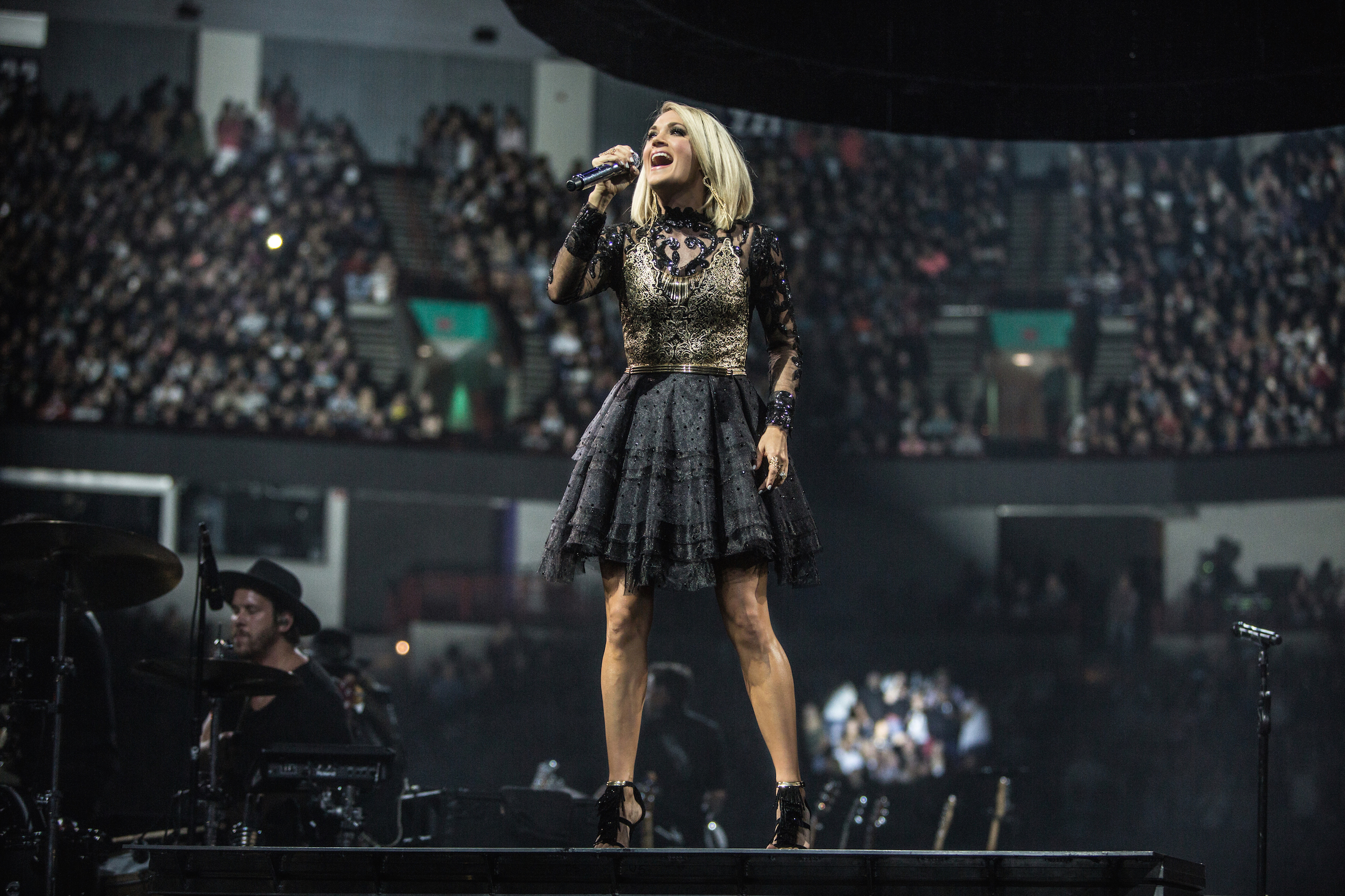 The Best Looks From Carrie Underwood's Impressive Storyteller Tour