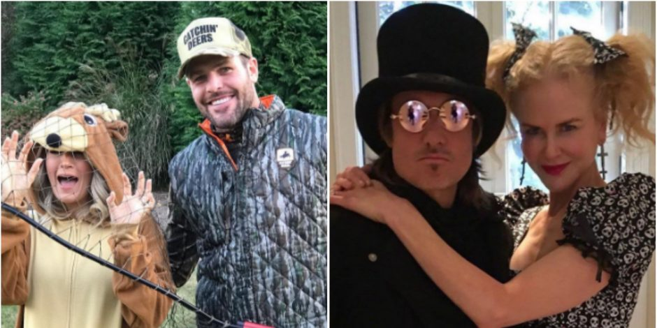 Country Stars Look 'Spooktacular' in Creative Halloween Costumes