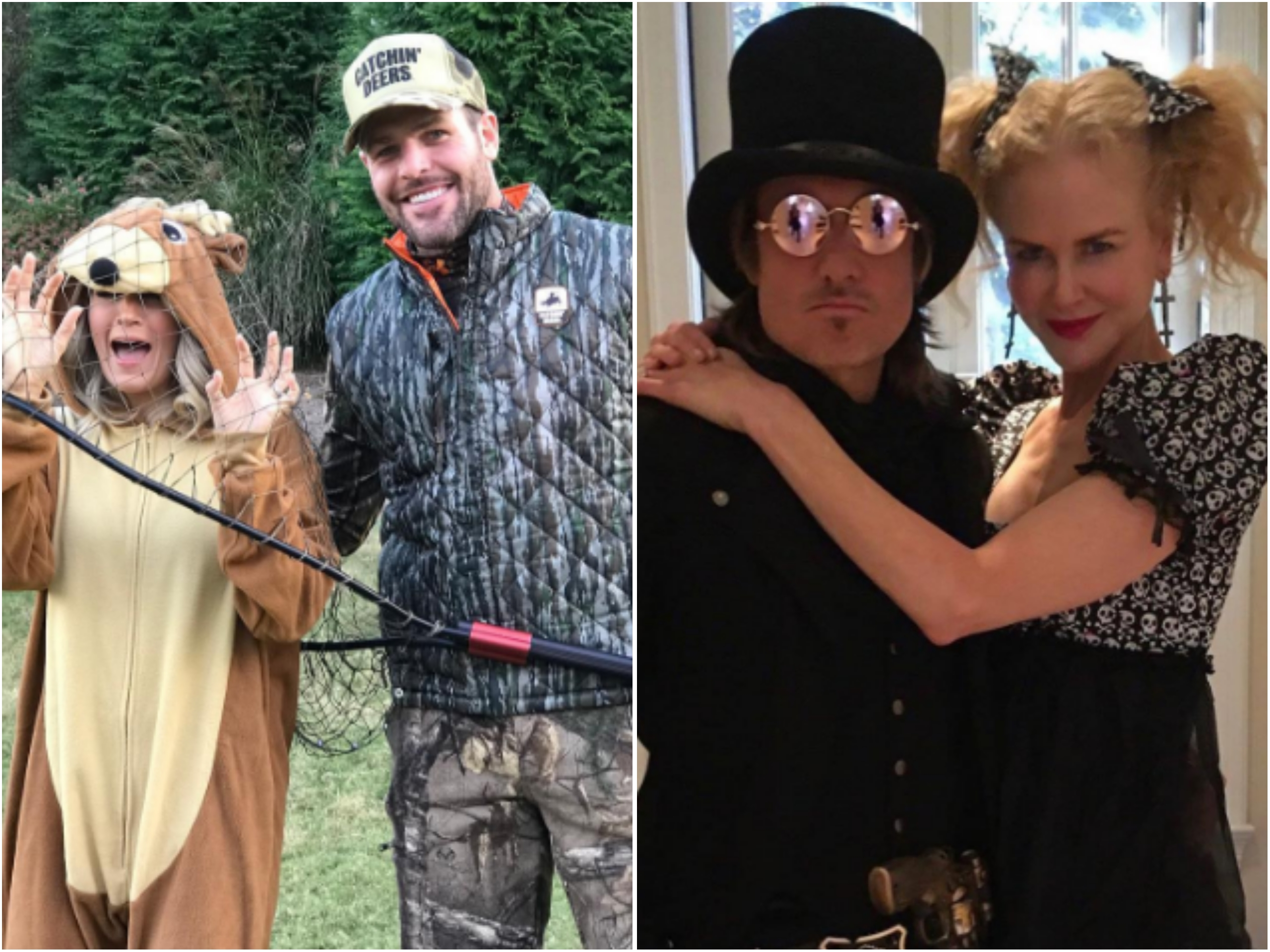 Country Stars Look Spooktacular In Creative Halloween Costumes