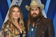 Chris Stapleton Wins Second CMA Album of the Year Prize