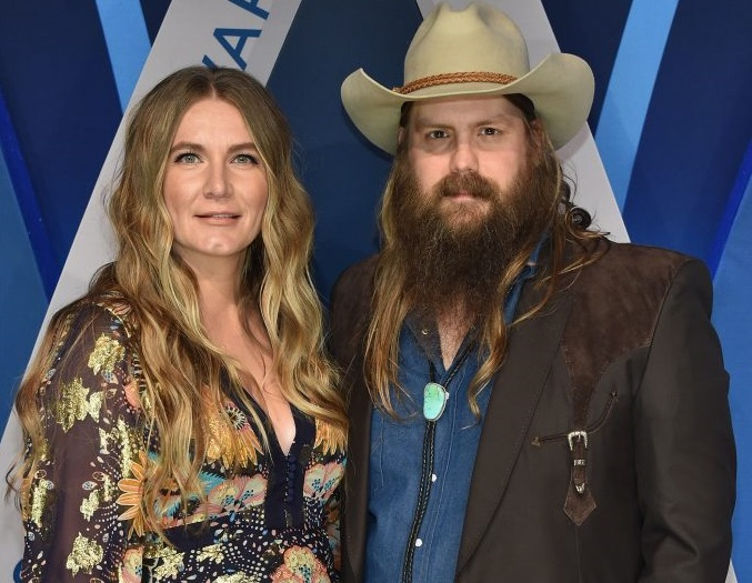 Chris Stapleton and Wife Expecting Fifth Child