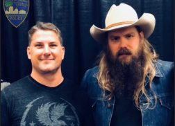 Chris Stapleton Hosts Special Meet-and-Greet for K-9 Officer Who Was Shot