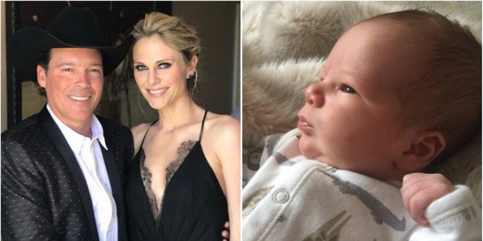 Clay Walker and Wife Welcome Baby Boy, Ezra Stephen