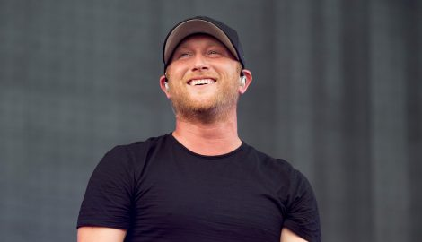 Cole Swindell Can't Wait to Hang Out With Friends at ACM Awards