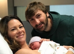 Dave Haywood and Wife Welcome Baby Girl