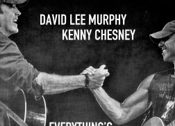 David Lee Murphy Teams Up with Pal Kenny Chesney on 'Everything's Gonna Be Alright'