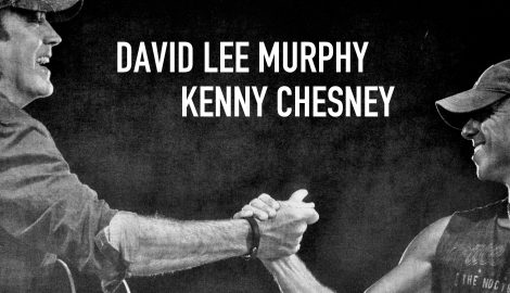 David Lee Murphy Teams Up with Kenny Chesney on 'Everything's Gonna Be Alright'
