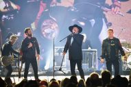 Eddie Montgomery Joins Dierks Bentley and Rascal Flatts To Honor Troy Gentry at CMA Awards