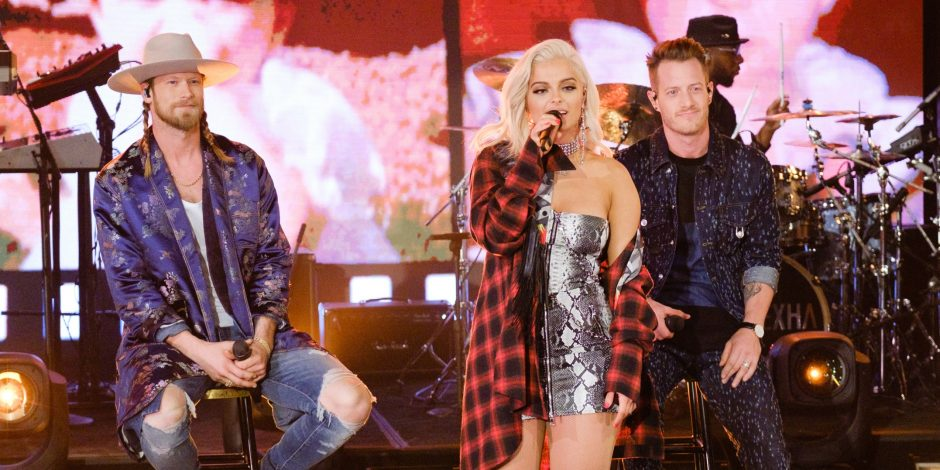 Florida Georgia Line and Bebe Rexha's 'Meant To Be' Makes History