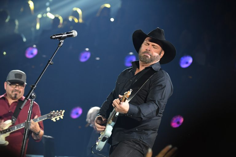 Garth Brooks Is Giving His <em>Triple Live</em> Album Away for Free Tonight – But There's a Catch