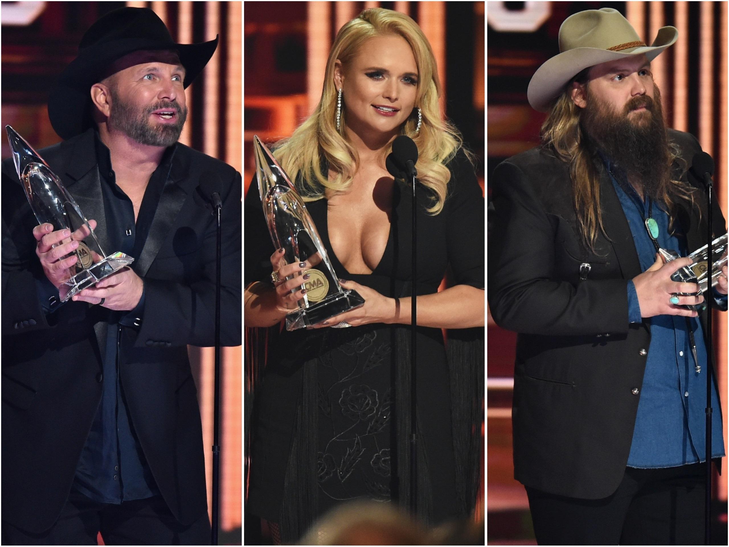 Complete List of 2017 CMA Awards Winners