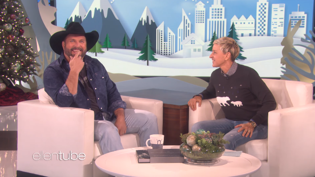Garth Brooks Speaks Out About Lip-Syncing Controversy on 'Ellen'