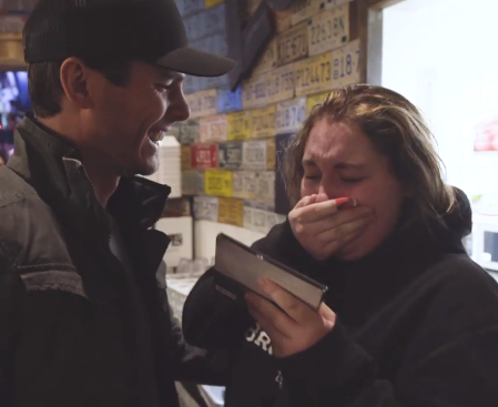Granger Smith Drives Two Hours to Surprise Fan